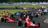 SUPERCARS ROUND BOOST FOR SAS AUTOPARTS MSC F5000 SERIES